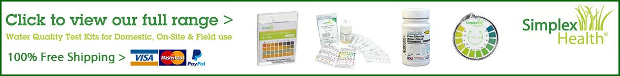 View all Water Test Kits