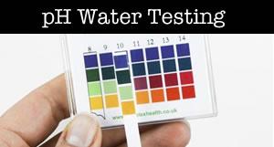pH Water Testing