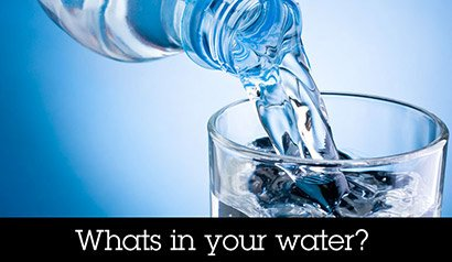 Whats in Your Water