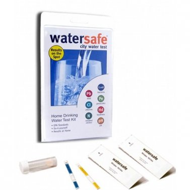 8-in-One Water Quality Test Kit