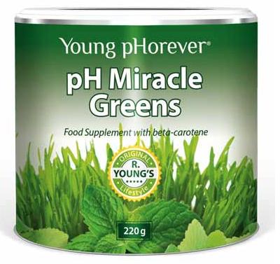 Green Drinks & Chlorophyll