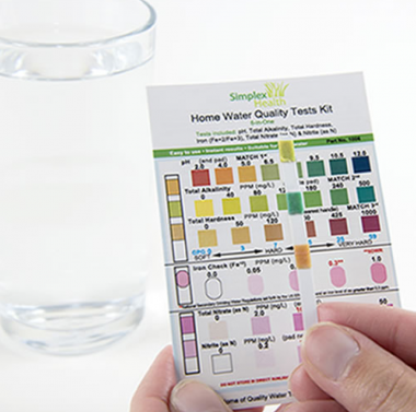 6-in-One Water Quality Test Kit
