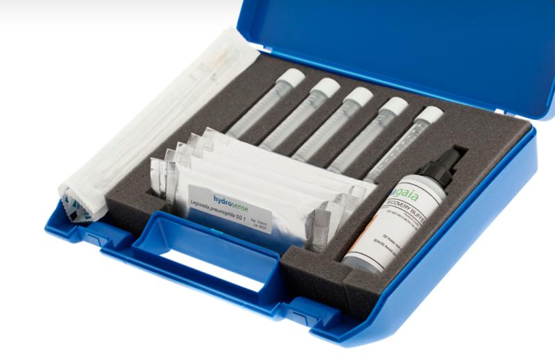 Legionella in Biofilms Swab Tests (5 pack)