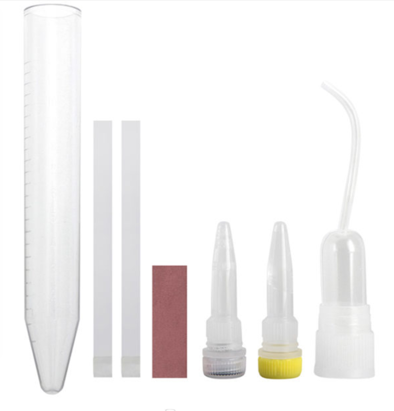 Quick Test Kit for Iron sensitive (Fe) (1 test)