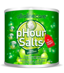 AlkalineCare pHour Salts 450g