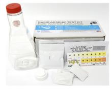 Arsenic Low Range Mini 2-300ppb (5 Tests)