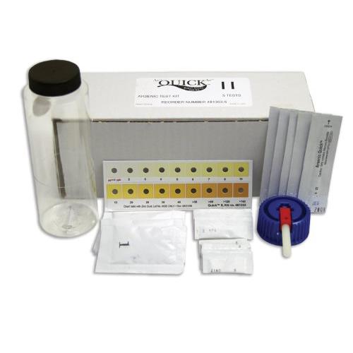 Arsenic Quick II Test 1-160ppb (5 tests)