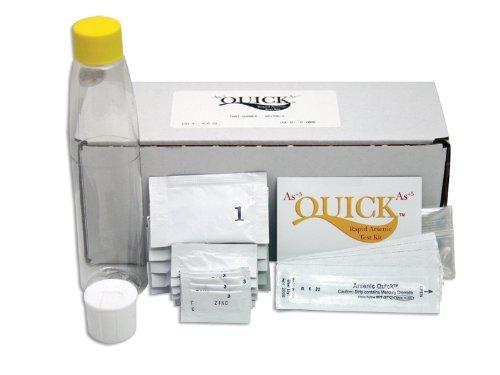 Arsenic Quick Test 0-500ppb (5 tests)