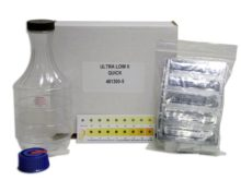 Arsenic Ultra Low Test 0-20ppb (5 tests)