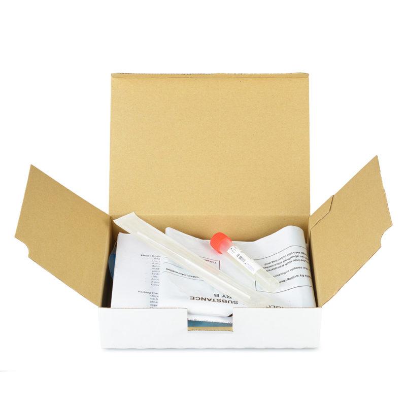 Covid-19 (Coronavirus) RT-PCR Swab Home Test Kit