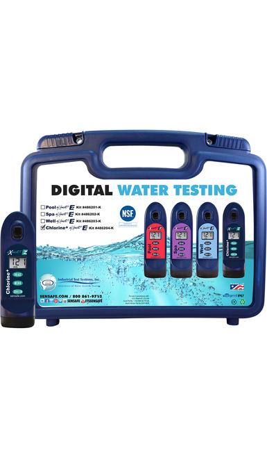 eXact EZ Photometer Digital Water Tester Chlorine+ (meter only)