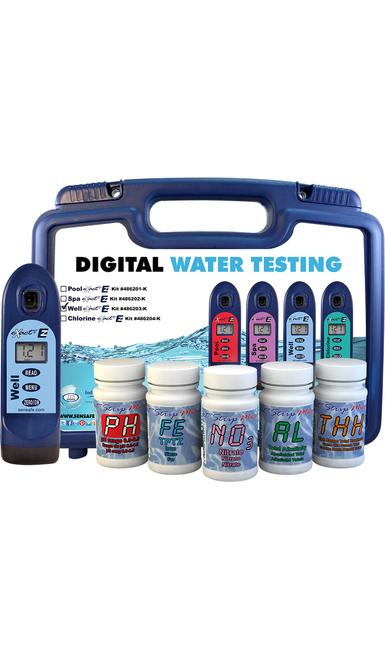 eXact EZ Photometer Digital Water Tester Well Starter Kit