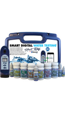 eXact iDip 570 Photometer Marine Starter Kit (salt water)