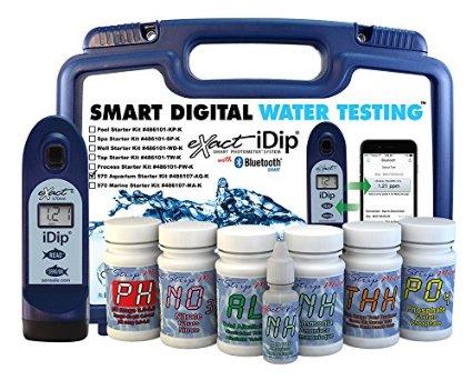 eXact iDip 570 Photometer Aquarium Starter Kit (fresh water)