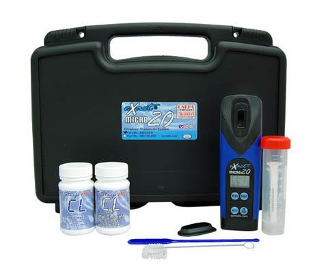 eXact Micro 20 Photometer Bluetooth Digital Water Tester