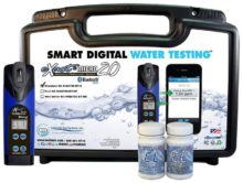 eXact Micro 20 Photometer Bluetooth Digital Water Tester