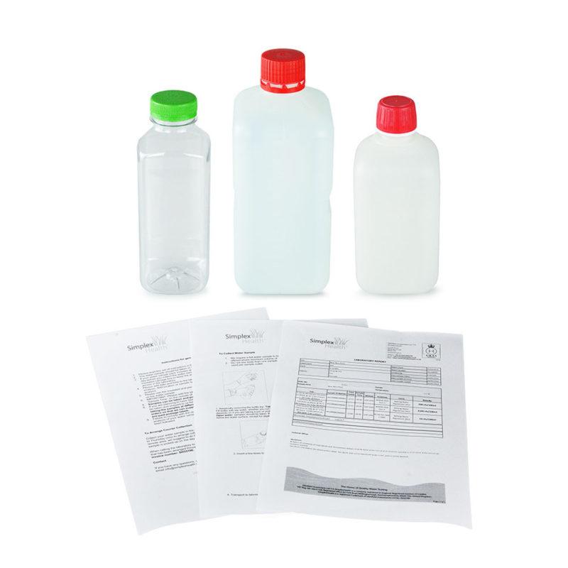 Iron Water Test (Laboratory Test)