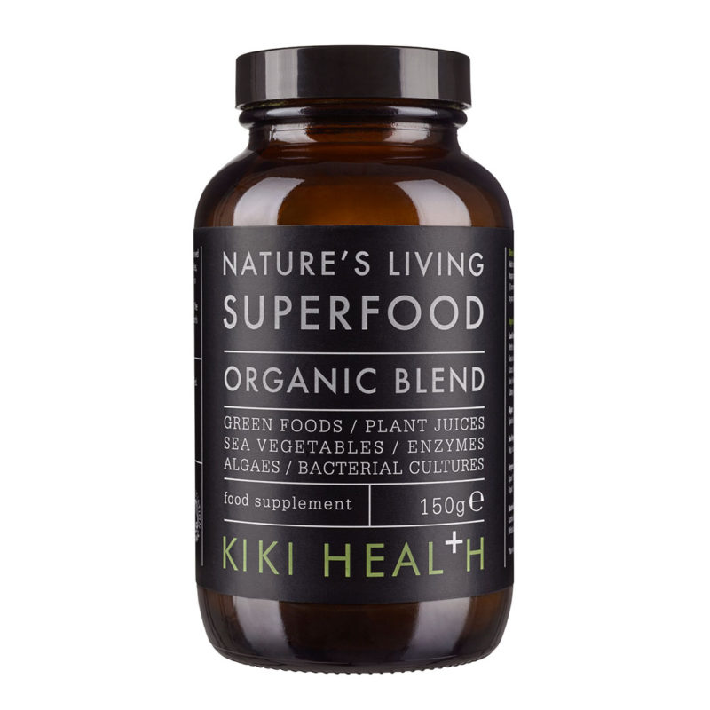 Nature's Living Green Superfood by Kiki Health (150g)