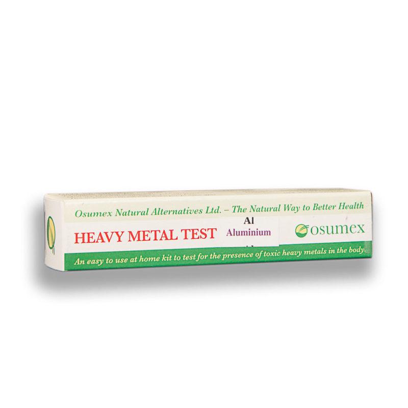 Quick Test Kit for Aluminium (Al) (1 test)