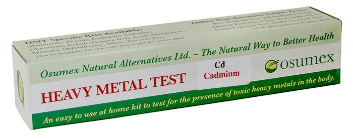 Quick Test Kit for Cadmium (Cd) (1 test)