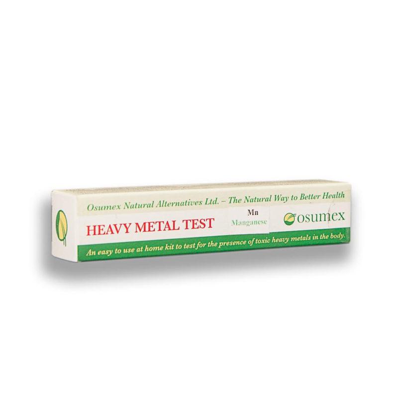 Quick Test Kit for Manganese (Mn) (1 test)