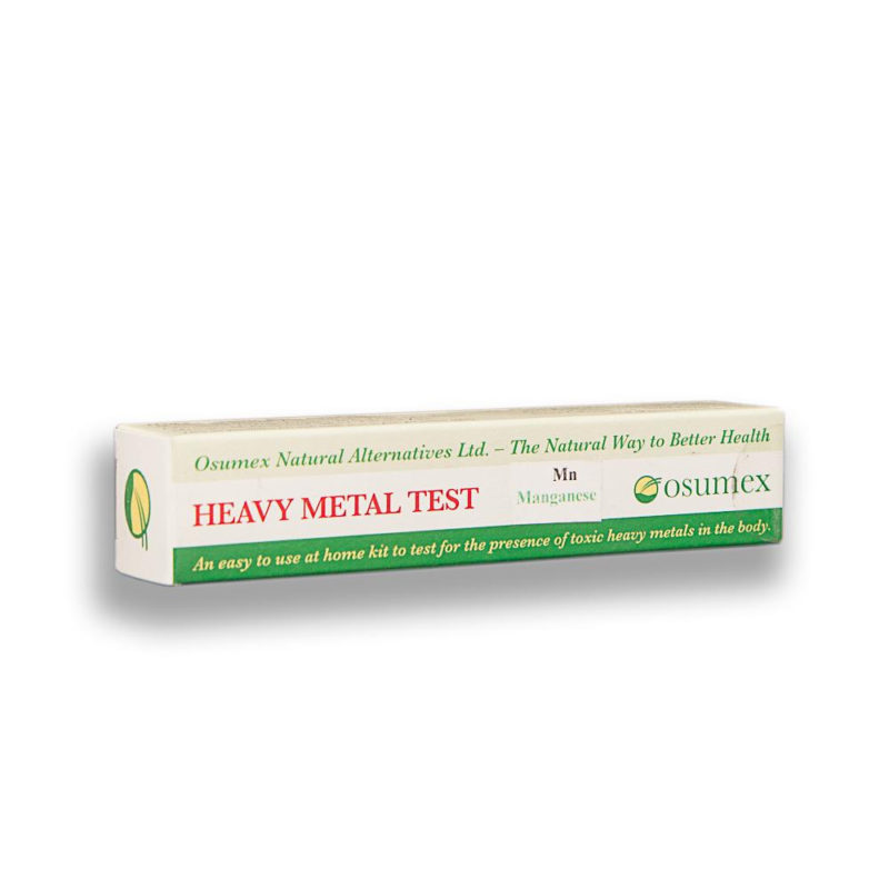 Quick Test Kit for Manganese (Mn) (1 test) Exp 06/21