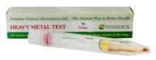 Quick Test Kit for Nickel (Ni) (1 test)