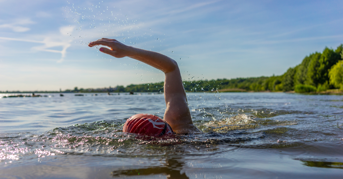 Open Water Swimming Test