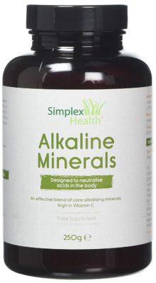 Simplex Health Alkaline Minerals 250g