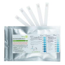 Simplexhealth Free Chlorine 0-7ppm (50 strips Pouch)