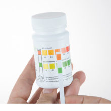 SimplexHealth pH & Total Alkalinity Test (50 strips) Exp 05/21