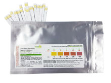 SimplexHealth Total Hardness Test Strips (20 strips Pouch)