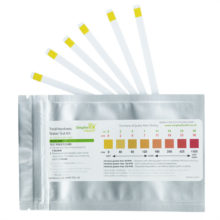 SimplexHealth Total Hardness Test Strips (50 strips Pouch)