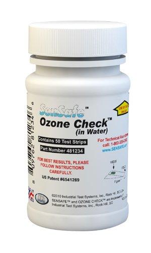 Water Ozone Check 0-0.5ppm (50 tests)
