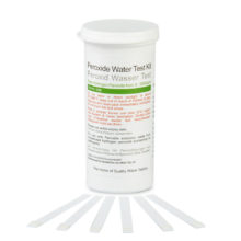 Water Peroxide Check 0-5000ppm (50 test Strips)