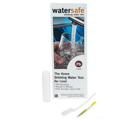 Watersafe Water Lead Test Kit WS-207 (Single)